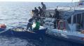 جرجيس: إنقاذ خمسة أشخاص تعطّل مركبهم خلال عملية حرقة