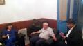 بن أحمد والعماري والناصفي وجلاد يجتمعون بموسي في مكتب خضر