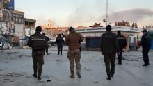 مواجهات بين الحرس الوطني ومحتجين في المنيهلة وحي التضامن والانطلاقة