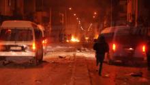 القيروان: إيقاف تسعة أشخاص شاركوا في الاحتجاجات الليلية