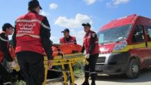 المهدية: احتقان بعد وفاة شابين في حادث مرور مع سيارة أمن