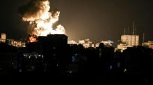 شهيد وثلاثة جرحى في قصف إسرائيلي عنيف استهدف شمالي غزة