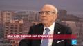 France 24 : le conseil de Béji Caid Essebsi aux dirigeants africains
