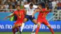 Belgique - Angleterre : La petite finale
