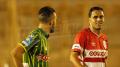 Les joueurs de l'AS Marsa se retirent d'un match amical face au CA