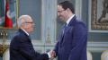Caied Essebsi et Chahed discutent de la situation générale du pays