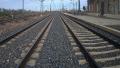 Les agents de la société des travaux des chemins de fer en grève
