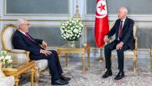 Report de la diffusion de l'interview de Ghannouchi sur Hannibal Tv