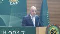 Le président de la FIFA assistera à la finale EST-Al Ahly