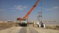 Tataouine : une grue provoque une coupure d'électricité