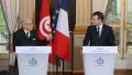 Macron en visite de deux jours en Tunisie
