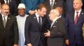 Droits des femmes: Macron salue le courage de BCE