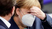 Merkel inquiète de la propagation du variant Delta en Allemagne