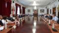 Première séance de dialogue entre le Gouvernement et l