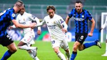 Inter Milan- Real Madrid : Les formations rentrantes