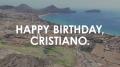 La ville de Madeira fête l'anniversaire de Cristiano Ronaldo