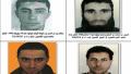 Le MI publie les photos de quatre terroristes recherchés