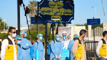 Accord tuniso-libyen sur le protocole sanitaire à respecter