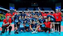 Volley: La Tunisie se hisse à la 15ème place mondiale