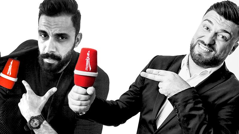 Invités : Hichem Rostom , Younes Ferhi