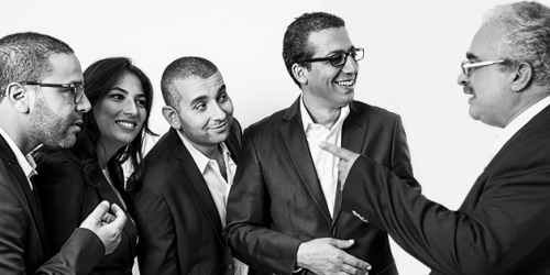 الضيوف : سمير بشوال، كريم الهلالي ، سفيان المخلوفي