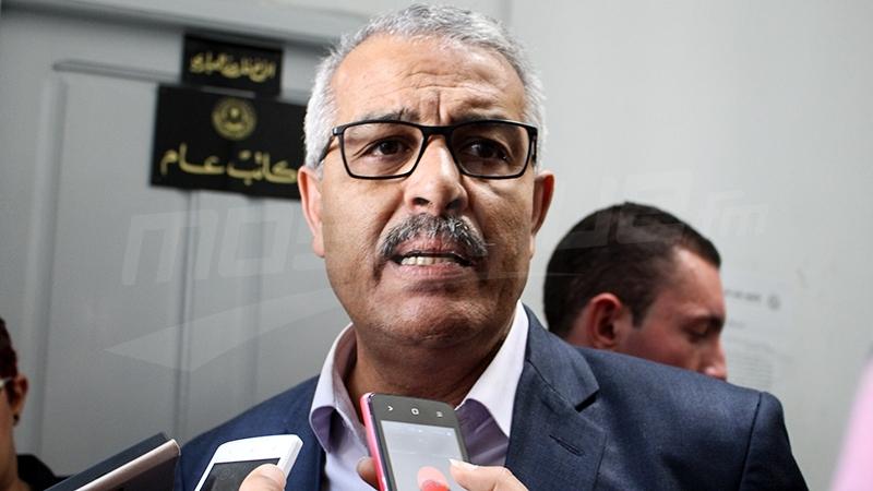 سمير الشفي : الاتحاد لا يتدخل في قرارات الشاهد ولكن ..'