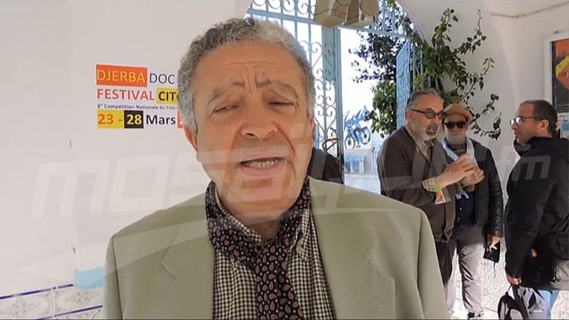 أجواء تظاهرة أيام جربة الوثائقية