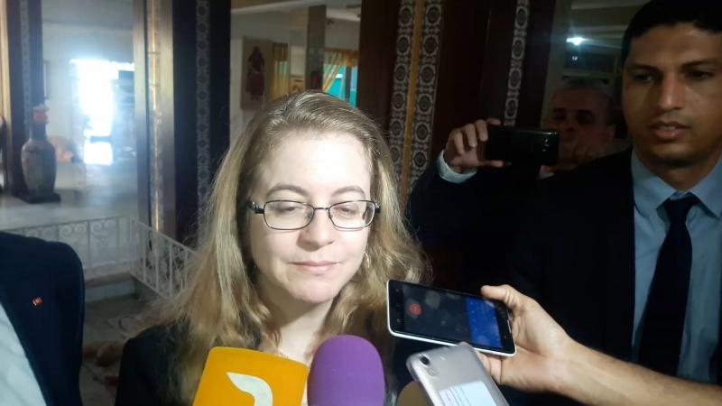 وزيرة الطاقة من قابس:مجلس وزاري سيحدد تاريخ إيقاف صب الفوسفوجيبس في البحر