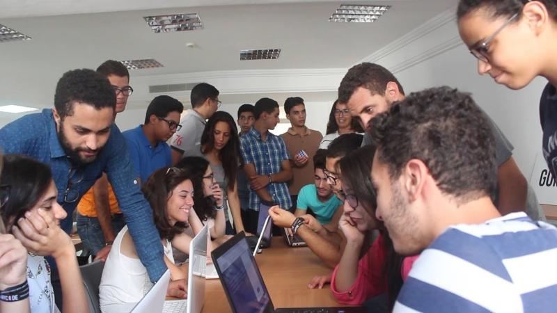 MentorNations و GoMyCode :مخيم البرمجة الأول للأطفال في تونس
