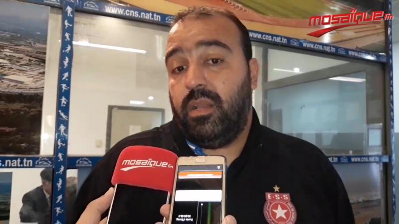 Madoui: l'arbitre a offert un penalty à l'EST pour la Saint Valentin