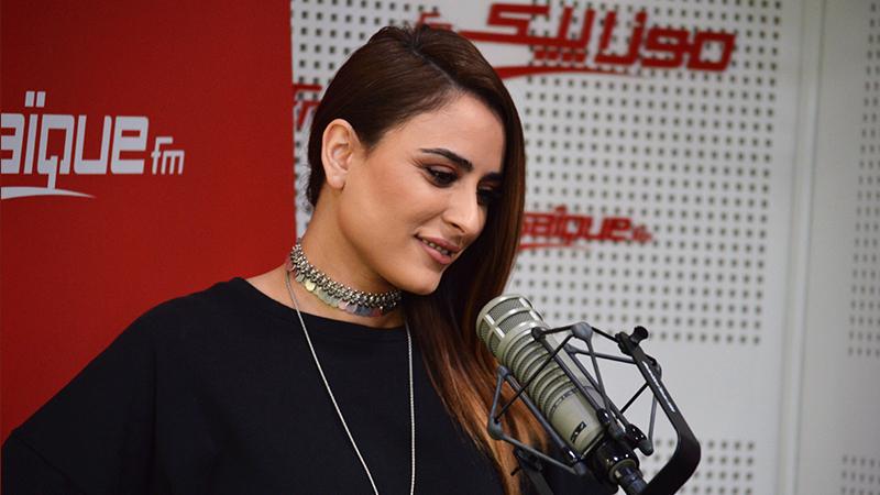 أسماء عثماني : كنت أعيش قصة حب ألهمتني في ''نحبك''..