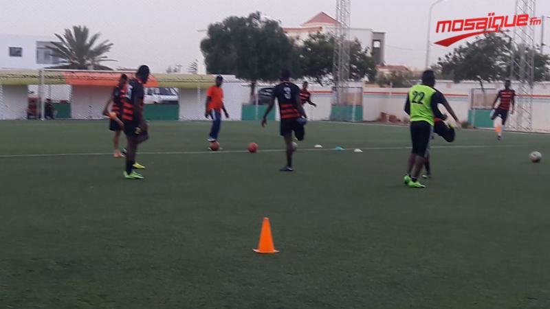 كأس الاتحاد الإفريقي: فريق كارا برازافيل الكنغولي يصل بن قردان