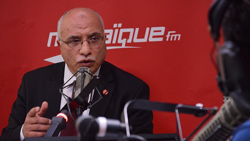 Harouni: On ne peut pas parler de remaniement avant les Municipales