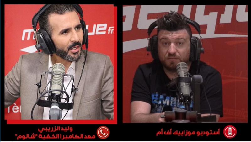 Walid Zribi : l'épisode d'Ibrahim Kassas sera une surprise