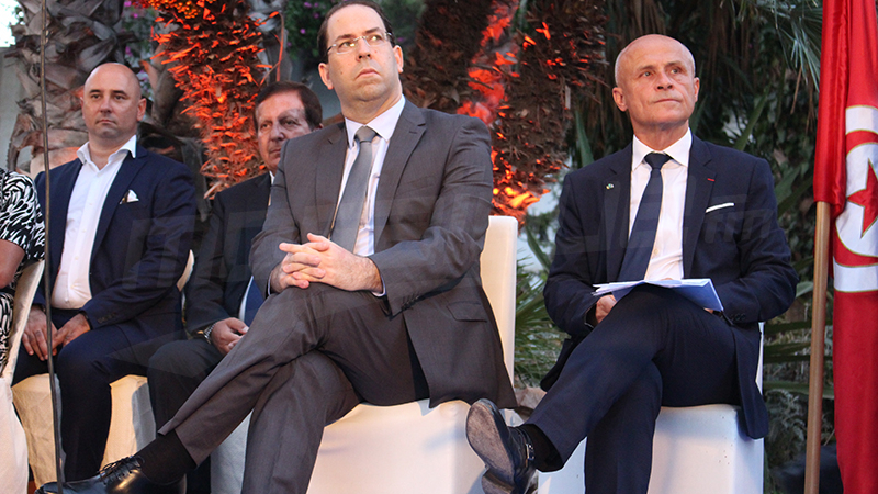 رئيس الحكومة: العلاقات التونسية الفرنسية في أحسن حالاتها