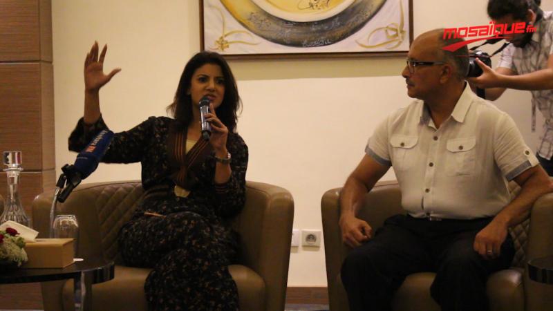 Yasmine Ali: Dhekra, Saber et Latifa étaient méconnus en Egypte