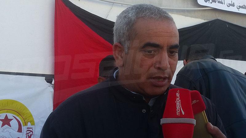 اليعقوبي:''لا تراجع عن مقاطعة الإمتحانات إلا بعد تحقيق مطالب القطاع''