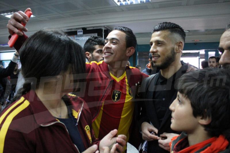 الترجي يسافر إلى دبي للمشاركة في كأس العالم