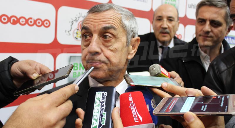 تقديم المدرب الجديد للمنتخب التونسي الان جيراس