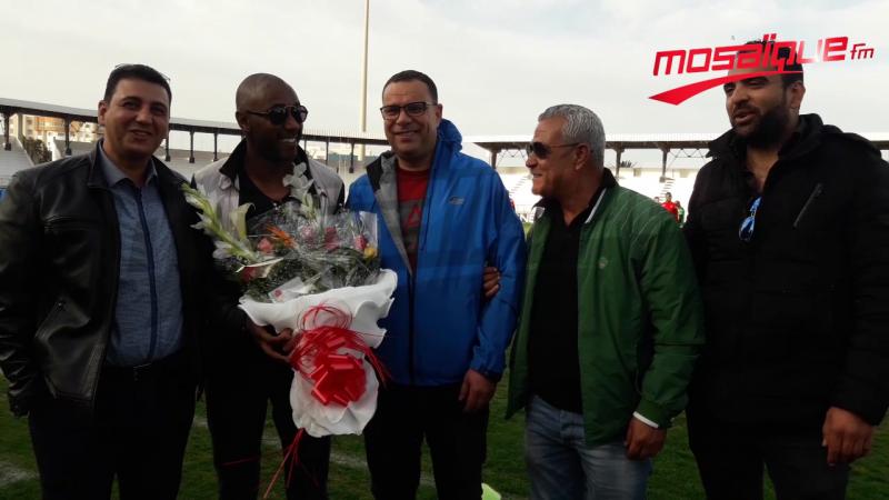 Le Club S.Sfaxien honore l'Etoile S.Sahel après l'enterrement de la hache de guerre