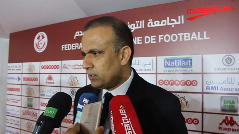 Wadii Jary annonce les futurs projets de la FTF