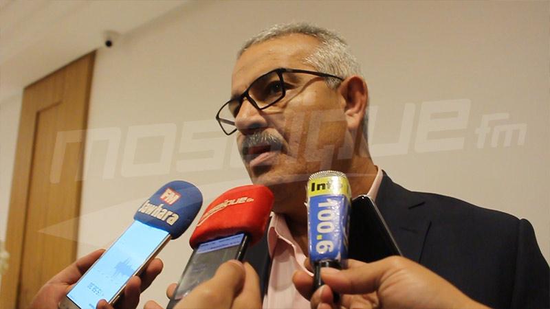 الشفي : الاتحاد لن يتقدم بقائمات انتخابية