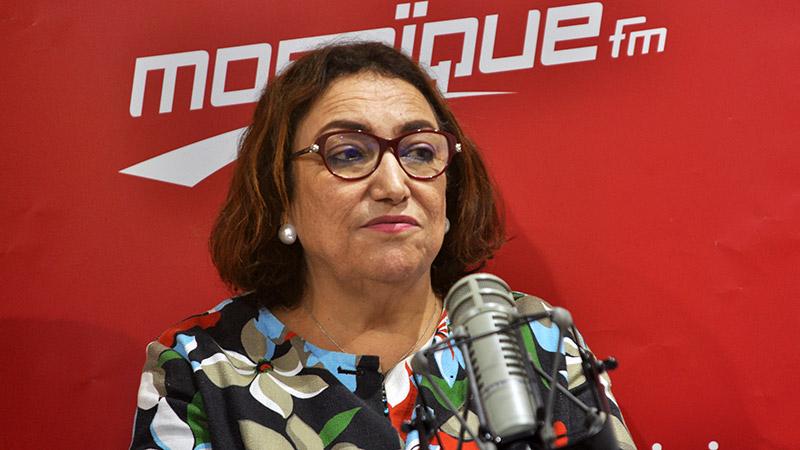 Bochra Belhaj Hmida: Bye bye la politique