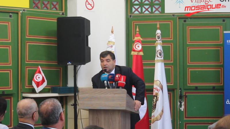 وزير السياحة: للديوانة الفضل في منع دخول السلع المقلدة