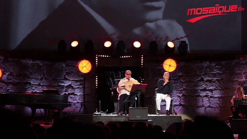 مهرجان قرطاج الدولي :  عرض ' كلمات سيد درويش… وآخرون '