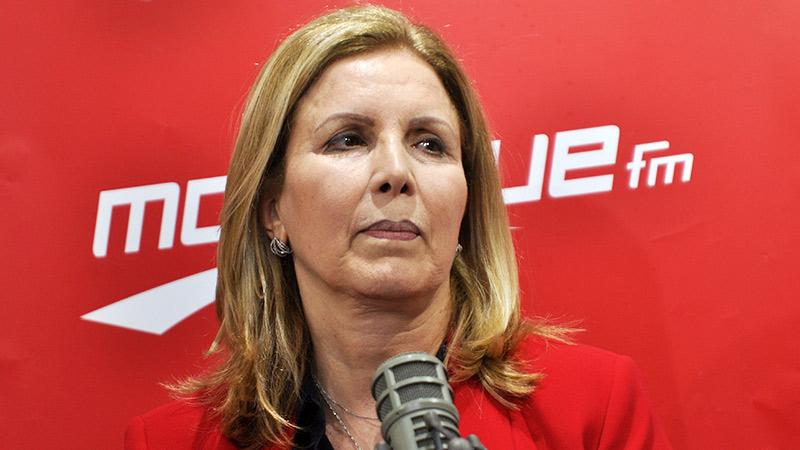 سلمى اللومي : سنسير على خطى بورقيبة والسبسي