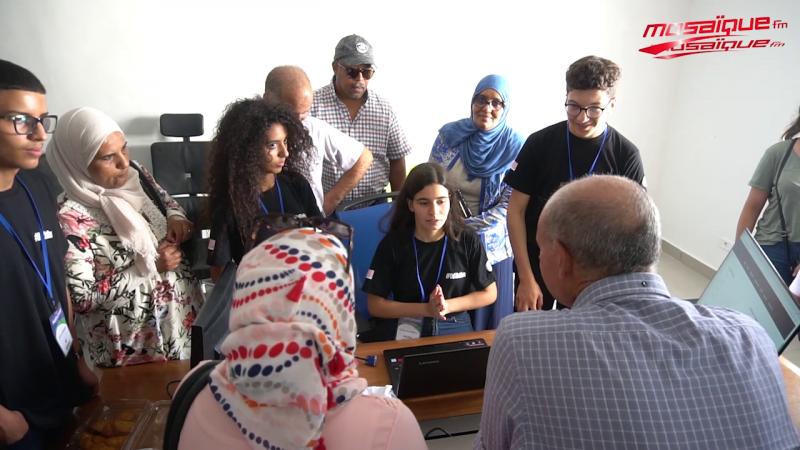 الشباب يتعلمون تقنيات تطوير الواب : WeRWebDevs