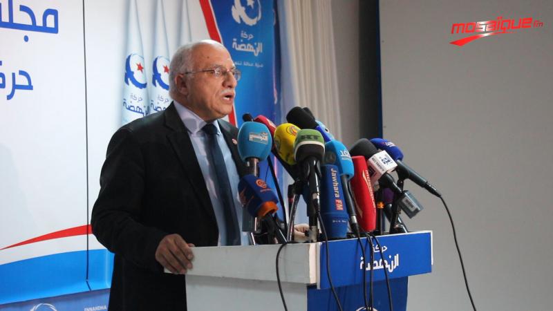 Harouni: Ghannouchi, candidat à la présidence de l'ARP et le chef du gouvernement sera issu d'Ennahdha