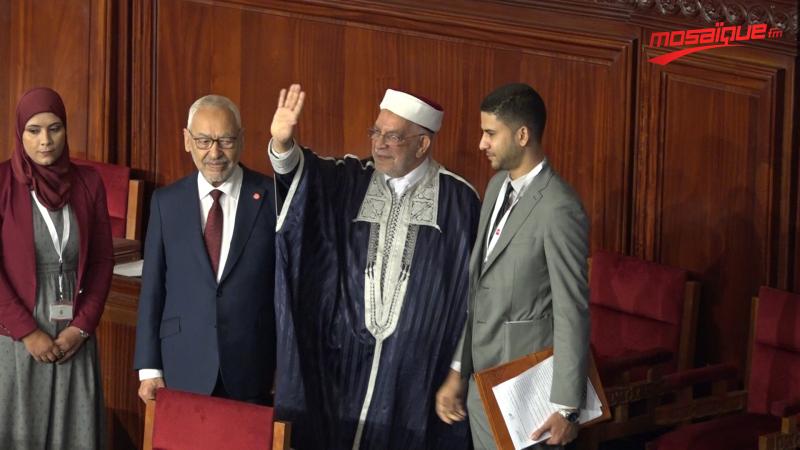 مورو مودعاً البرلمان : هذا ما بقي في ذاكرتي