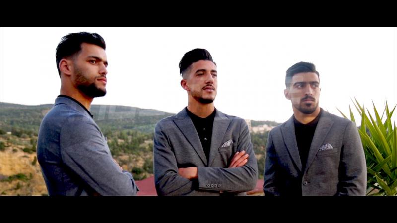 كواليس تصوير لاعبي الترجي الرياضي التونسي